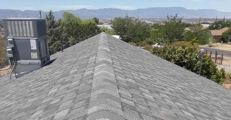 New Roof Rimrock Az - shingle colors