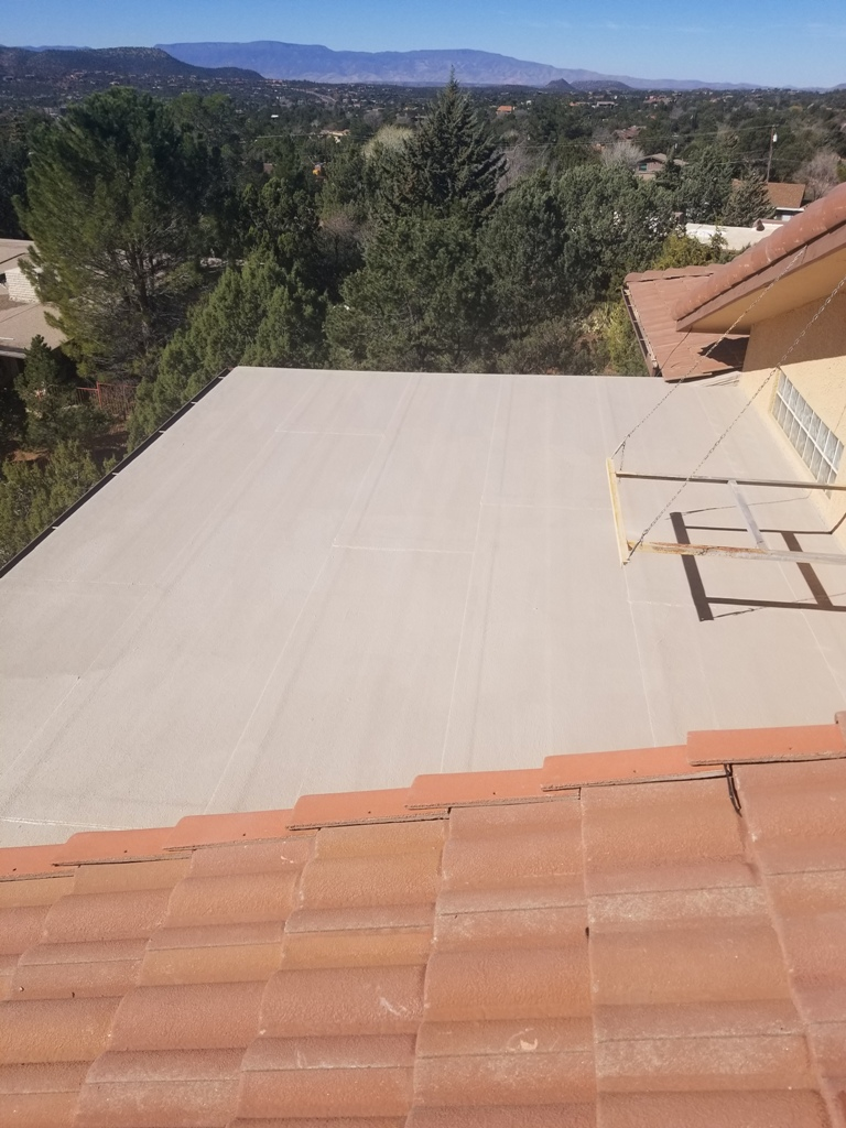 Roof Coating Harvey S Roofing Llc