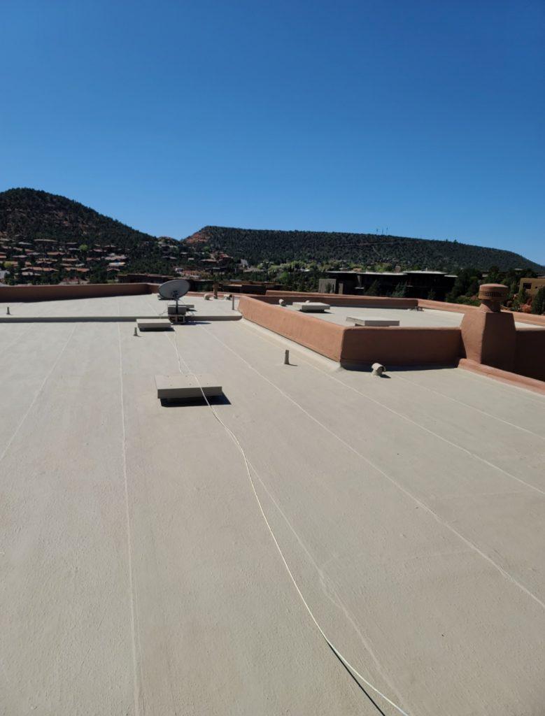 flat roofs 2