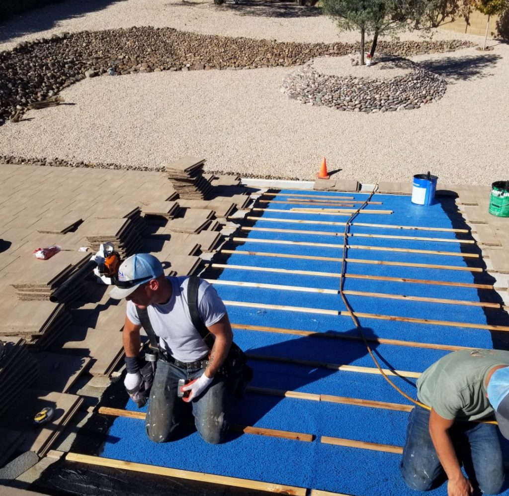 roof repair harveys roofing llc